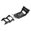 Thunder Tiger Rear Bumper & Brace For MTA-4